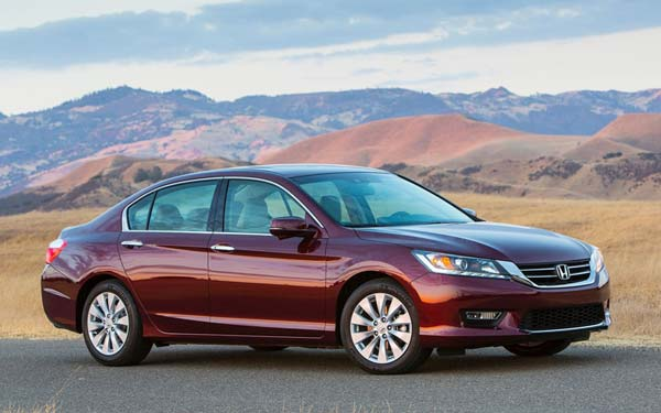 Honda Accord USA (2012-2015) Фото #121