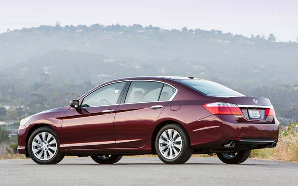 Honda Accord USA (2012-2015) Фото #122