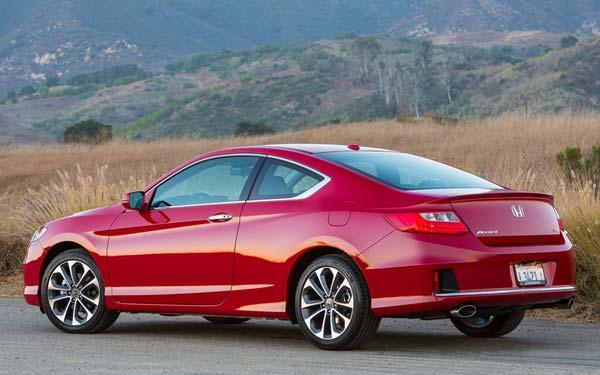 Honda Accord Coupe 2012-2015