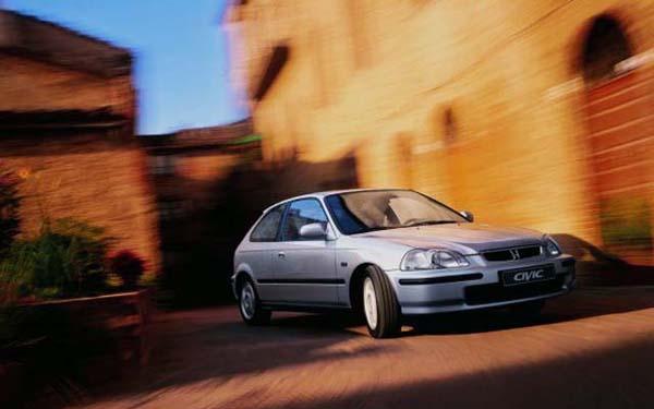 Honda Civic 1991-1996