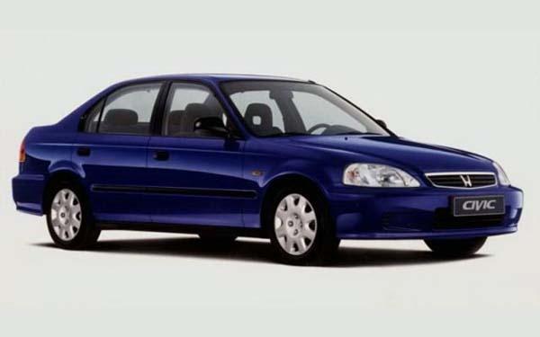 Honda Civic Sedan 1991-1996