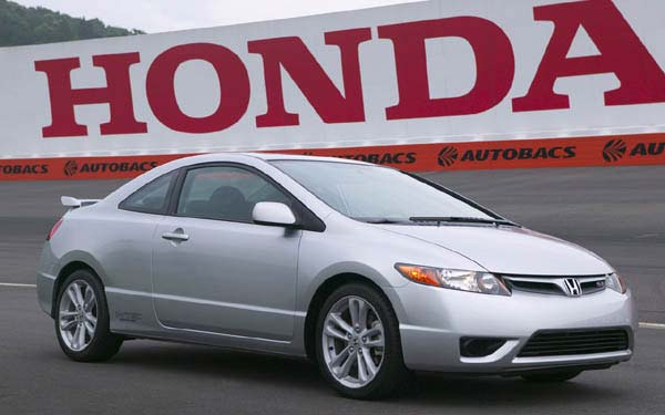 Honda Civic SI (2006-2011) Фото #41