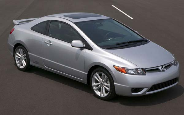 Honda Civic SI (2006-2011) Фото #42