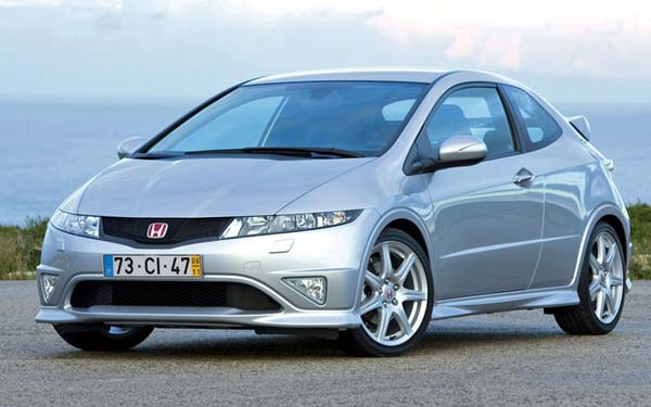Honda Civic Type-R (2006-2011) Фото #71