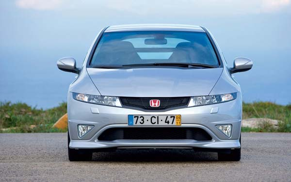 Honda Civic Type-R (2006-2011) Фото #72