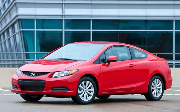 Honda Civic Coupe 2011-2015