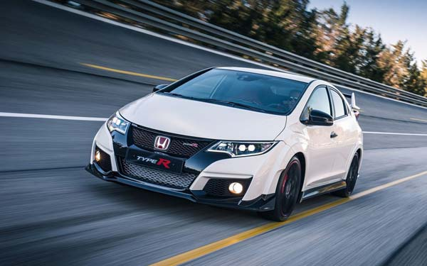 Honda Civic Type-R (2015-2016) Фото #225
