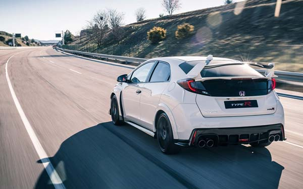 Honda Civic Type-R (2015-2016) Фото #226