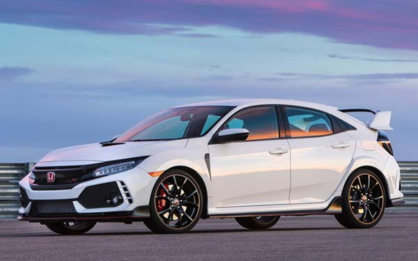 Honda Civic Type-R (2017...) Фото #361