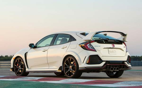 Honda Civic Type-R (2017...) Фото #362