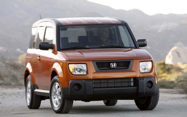 Honda Element 2006-2011