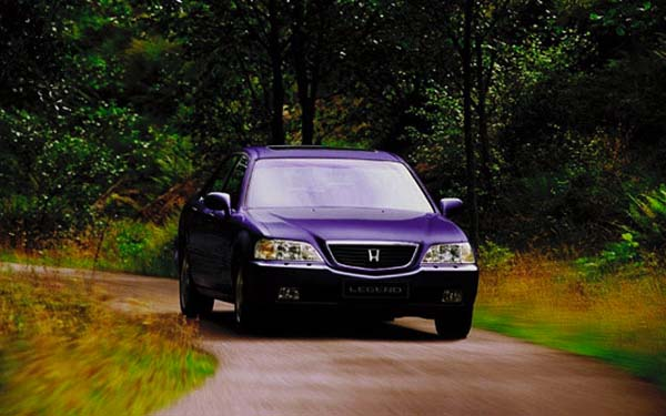 Honda Legend (1996-2004) Фото #2