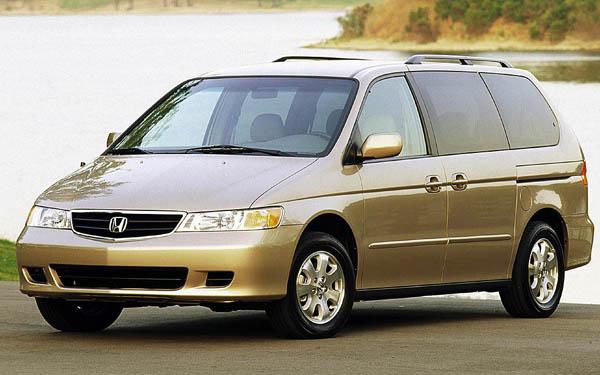 Honda Odyssey 1998-2003