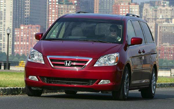 Honda Odyssey 2004-2007