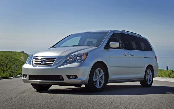 Honda Odyssey 2007-2008
