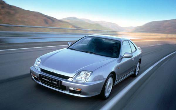 Honda Prelude 1996-2000