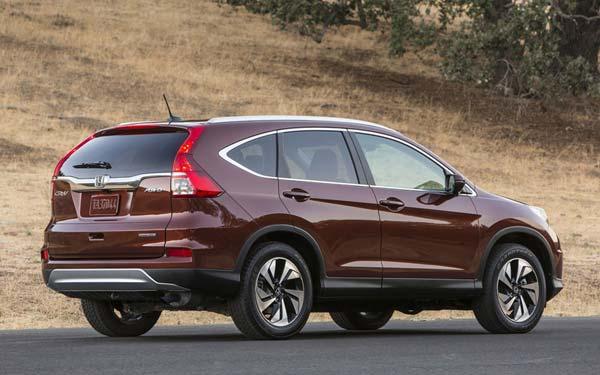 Honda CR-V 2014-2017