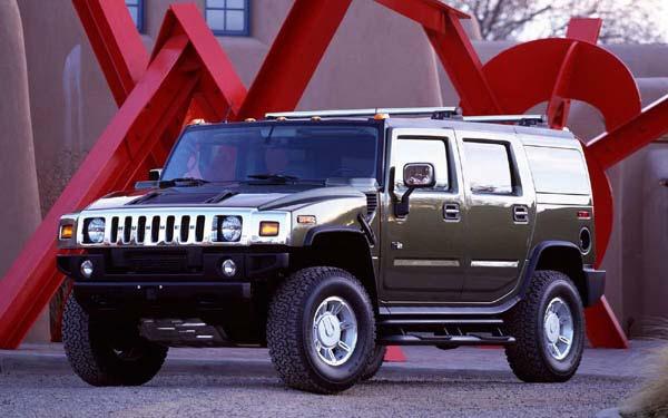 Hummer H2 2002-2008