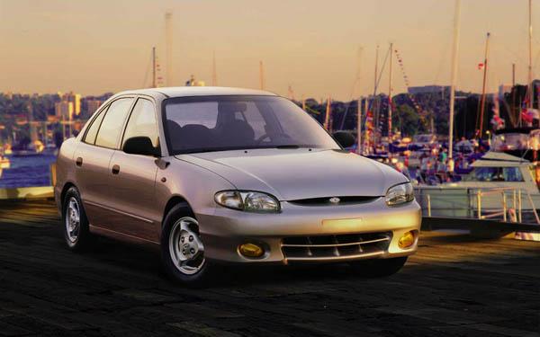 Hyundai Accent 1994-1999