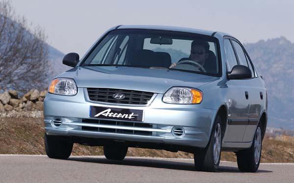 Hyundai accent x3 на запчасти