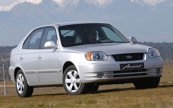 Фото Hyundai Accent Hatchback
