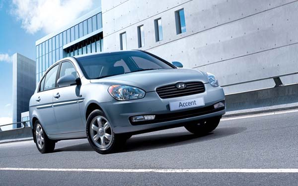 Hyundai Verna 2006-2008