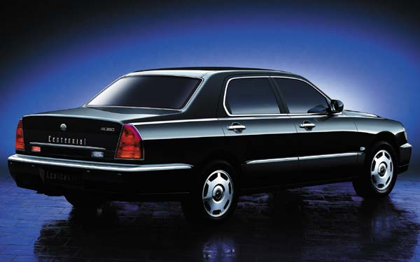 Hyundai Centennial 1999-2008