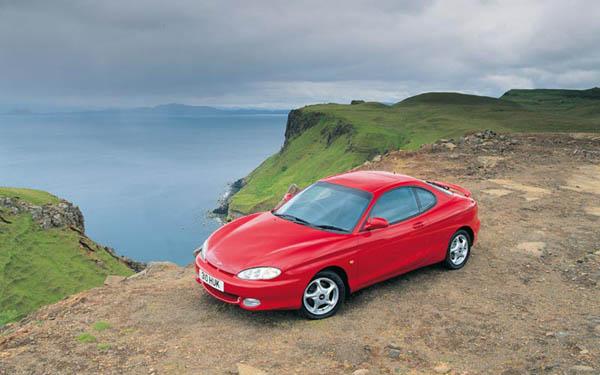 Фото Hyundai Coupe  (1996-1999)
