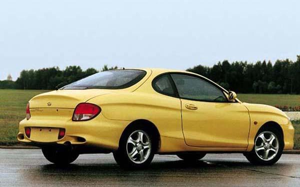 Hyundai Coupe 2000-2001