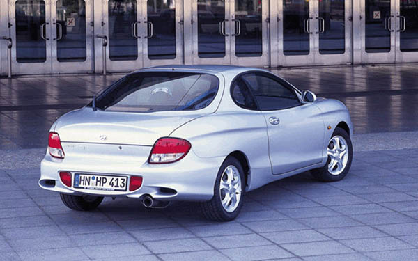 Фото Hyundai Coupe  (2000-2001)