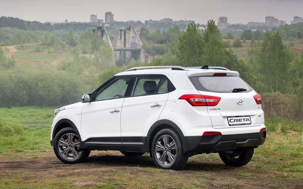 Hyundai Creta 2016-2020