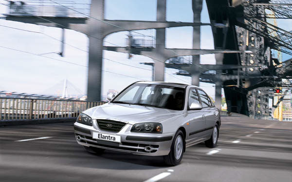 Hyundai Elantra 2004-2006