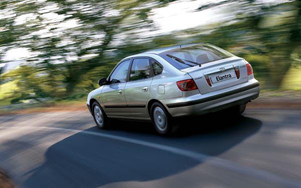 Hyundai Elantra Hatchback 2004-2006