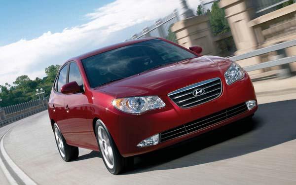 Hyundai Elantra 2007-2011