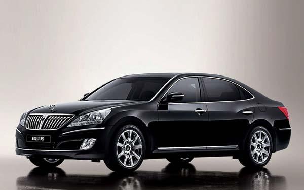 Hyundai Equus 2009-2012