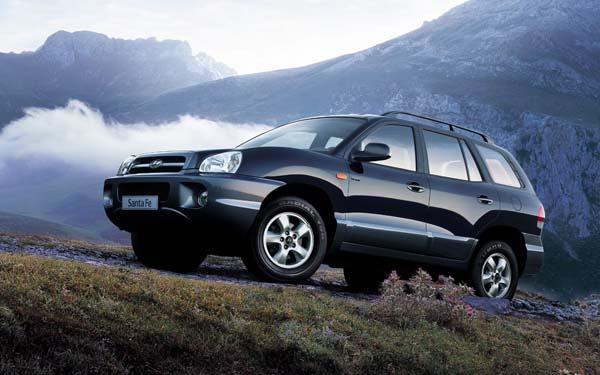 Hyundai Santa Fe 2000-2012