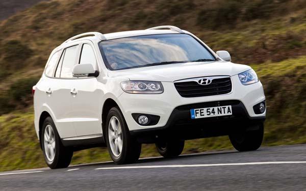 Hyundai Santa Fe 2010-2012