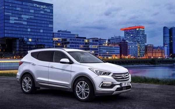 Hyundai Santa Fe 2015-2018