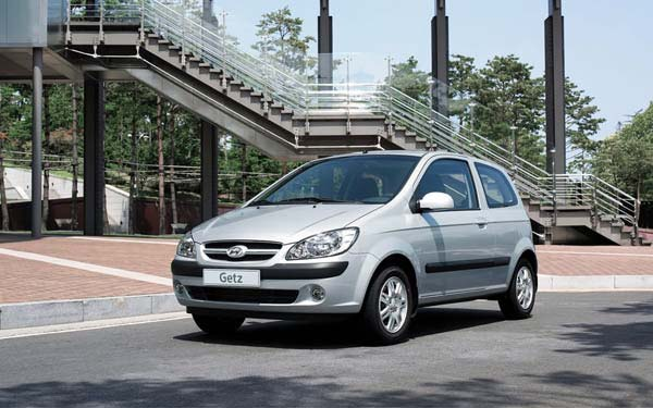 Hyundai Getz 3-door 2006-2011