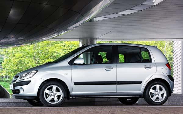 Hyundai Getz 2006-2011
