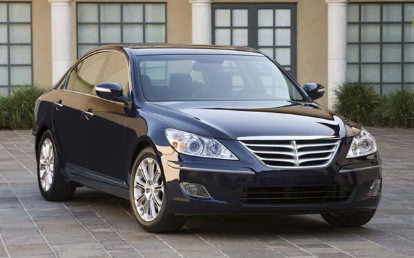 Hyundai Genesis 2008-2011