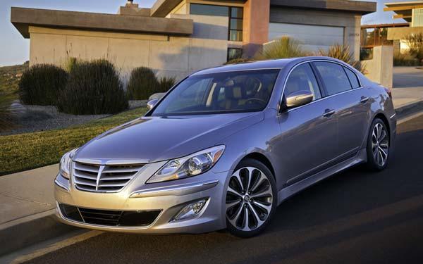 Hyundai Genesis 2011-2013