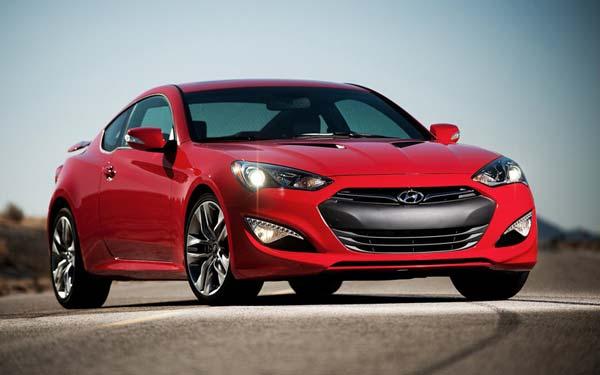 Hyundai Genesis Coupe 2012-2016