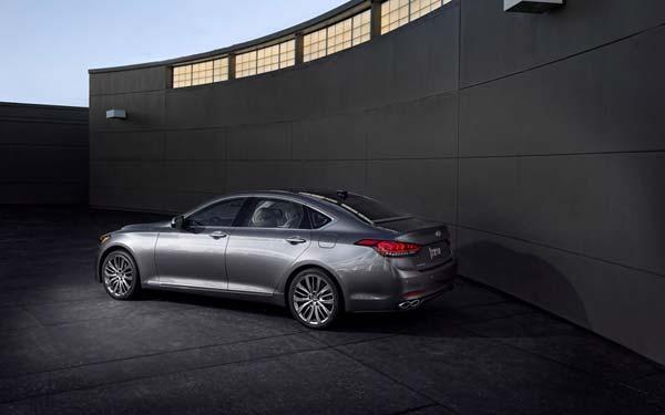 Hyundai Genesis 2014-2016