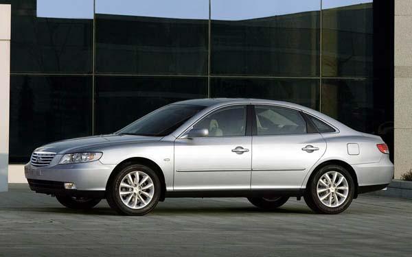 Hyundai Grandeur 2005-2010