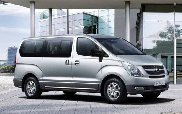 Hyundai H-1 2007-2017
