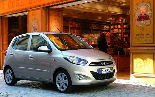 Hyundai i10 2011-2013