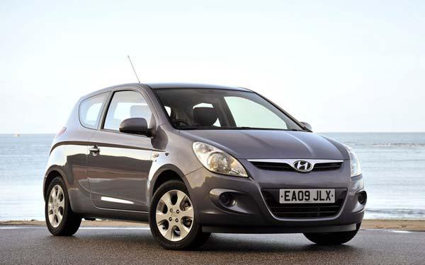 Hyundai i20 3-Door 2009-2012