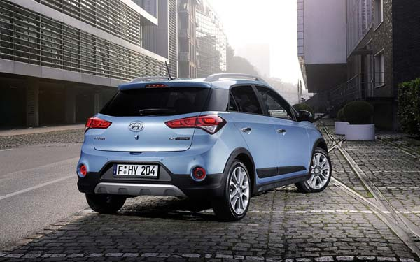Hyundai i20 Active 2015-2018