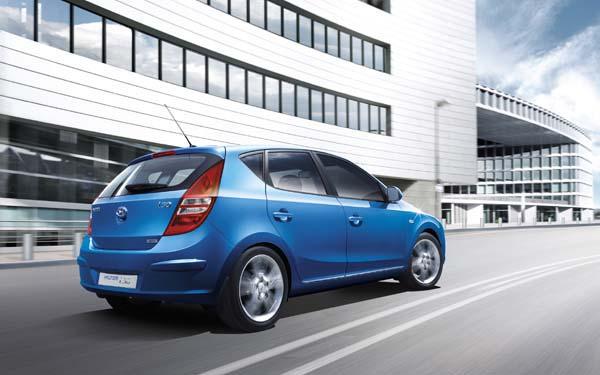 Hyundai i30 2007-2011